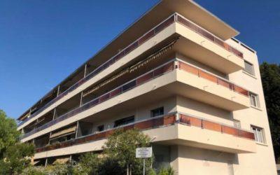 Ravalement façades LE VERLAINE à Toulon